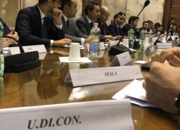 """Incontro settore produzione auto con Ministro Di Maio, U.Di.Con.: """"Si a bonus ma…"""""""